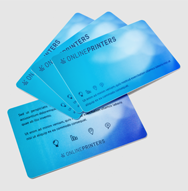 Plastikkarten Drucken Versandkostenfrei Onlineprinters