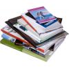 Klebegebundenen Kataloge: Unterschiedliche Formate; unterschiedliche Seitenumfänge