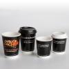 Mit Lebensmittelfarben in Offsetqualität gedruckt, für Heiß- und Kaltgetränke