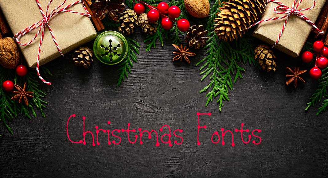 Beitragsbild_Christmas-Fonts