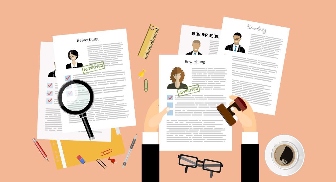 Bewerbung Schriftart Schriftgrosse Und Typen Tipps 14